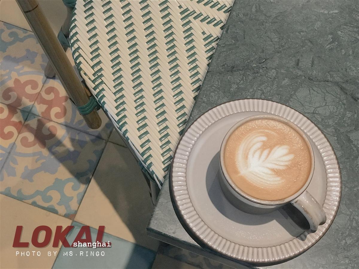 上海|LOKAL by wagas・午後來杯法式風情的拿鐵吧